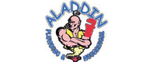 Aladdin Plumbing, Heating, & Cooling  Logo