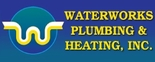 Waterworks Plumbing & Heating Inc. Logo