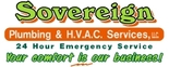Sovereign Plumbing-HVAC LLC.  Logo