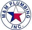 M&M Plumbing Inc. Logo