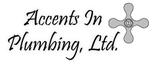 Accents In Plumbing, Ltd.  Logo