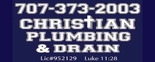 Christian Plumbing And Drain Logo
