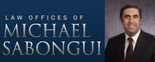 Law Offices of Michael Sabongui Logo