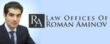 Law Offices of Roman Aminov Logo