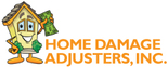 Home Damage Adjusters Logo