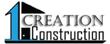 1 Creation Construction Logo