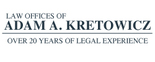Law Offices of Adam A. Kretowicz Logo