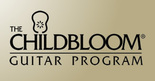 The Childbloom Guitar Program of Will Riley Logo