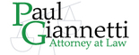 Paul Giannetti, Attorney at Law Logo