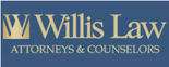 Willis Law Attorneys & Counselors Personal Injury Logo