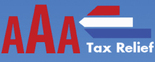 AAA Tax Relief Logo