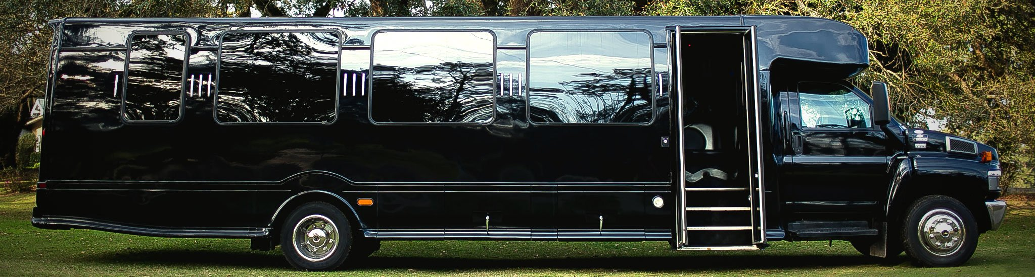 23-passenger Party Bus