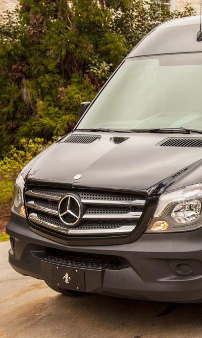 Mercedes Passenger Van