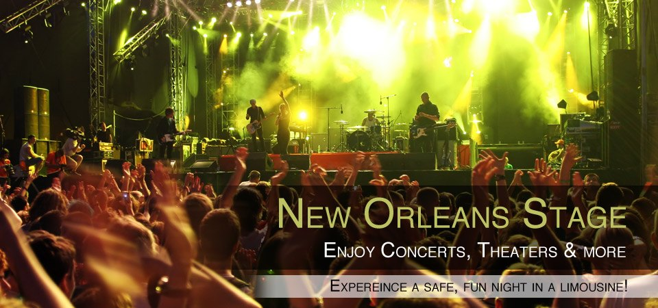 New Orleans Concerts and Events