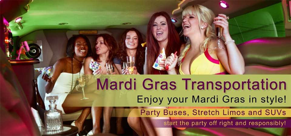 Mardi Gras Limo Service