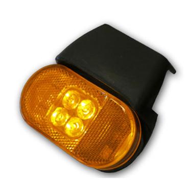 FAROS DELIMITADOR FLEX LED REFLECT AMB AP-400-R LED