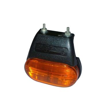 FAROS DELIMITADOR FLEXIBLE LED BIVOLT AMBAR AP-401 LED