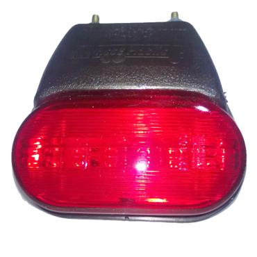 FAROS DELIMITADOR FLEXIBLE LED BIVOLT ROJO AP-401 LED