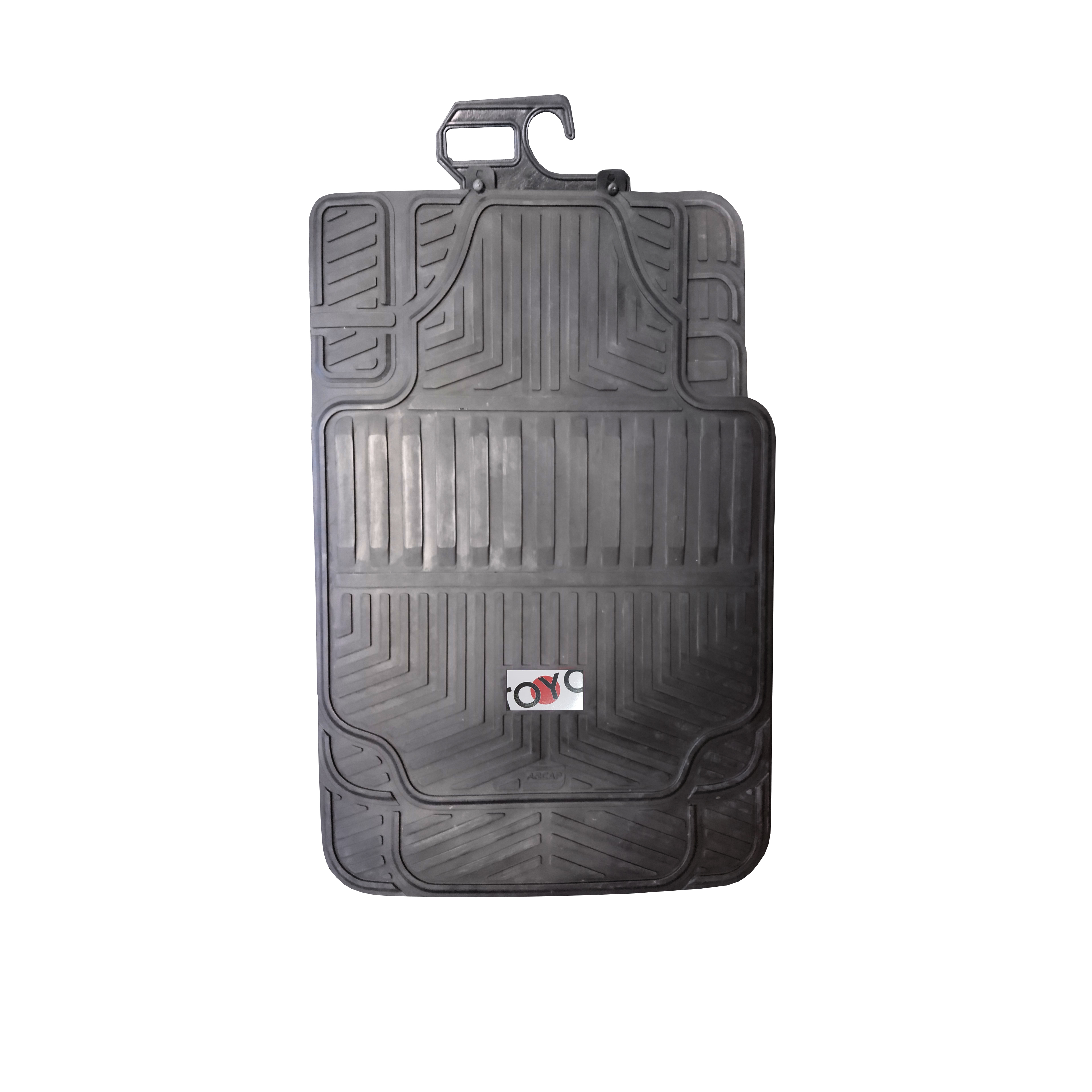 Cubre Alfombra Goma Toyota Hilux 93/04 C/doble Hab