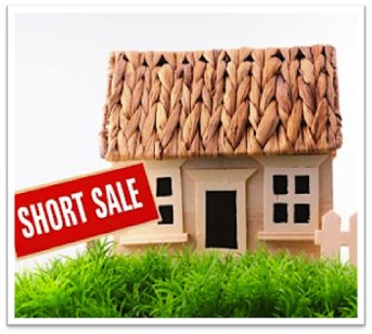 Home With Short Sale sign