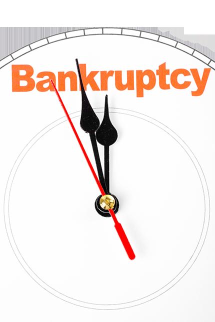 Bankruptcy Clock