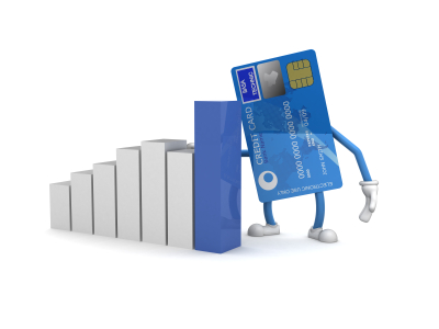 Credit Card Character