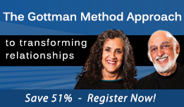The Gottman Method Approach to Transforming Relationships