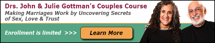Online Course: Drs. John and Julie Gottman's Couples Course