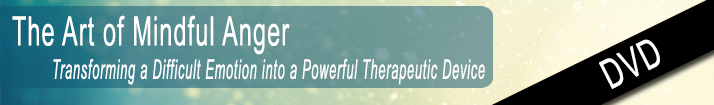 CE Seminar on DVD: Mindful Anger: The art of transforming a difficult emotion into a therapeutic tool
