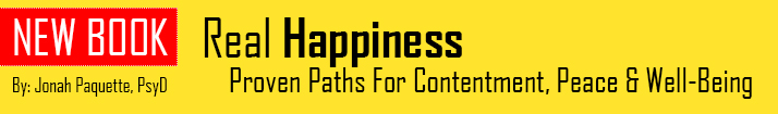 New Book: Real Happiness