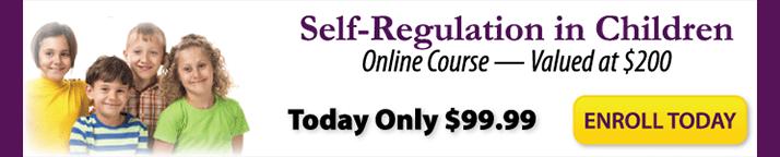 Self-Regulation in Children Online Course