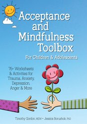 Acceptance and Mindfulness Toolbox Book Cover
