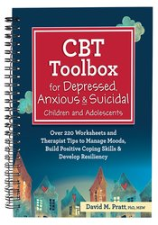 CBT Toolbox for Depressed Cover