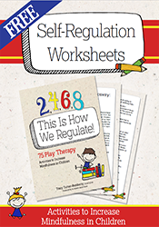Self-Regulation Worksheets Image