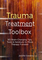 Trauma Treatment Toolbox Book Cover Image
