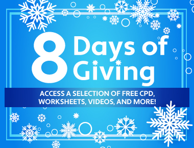 8 Days of Giving — Free Resources