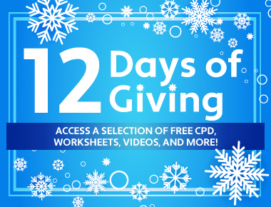 12 Days of Giving — Free Resources