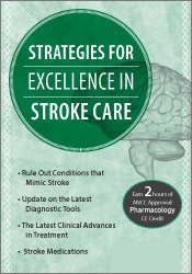 Image of Strategies for Excellence in Stroke Care