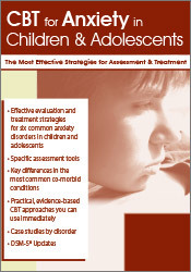 Image of CBT for Anxiety in Children & Adolescents: The Most Effective Strategi