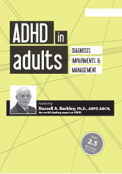 Image ofADHD in Adults: Diagnosis, Impairments and Management with Russell Bar