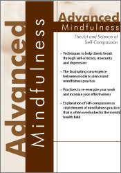 Image ofAdvanced Mindfulness: The Art and Science of Self-Compassion