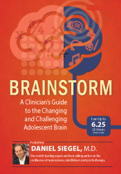 Image of Brainstorm: A Clinician's Guide to the Changing and Challenging Adoles
