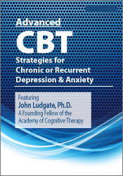 Image of Advanced CBT Strategies for Chronic or Recurrent Depression & Anxiety
