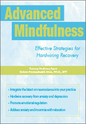 Image of Advanced Mindfulness: Effective Strategies for Hardwiring Recovery