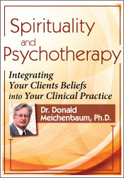 Image of Spirituality and Psychotherapy: Integrating Your Clients Beliefs into
