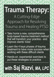 Trauma Therapy: A Cutting-Edge Approach for Resolving Trauma & Healing PTSD 1