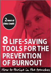 Image of8 Life-Saving Tools for the Prevention of Burnout: How to Thrive in th