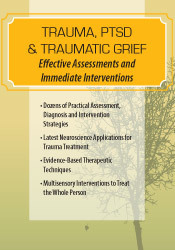 Image ofTrauma, PTSD & Traumatic Grief: Effective Assessments and Immediat