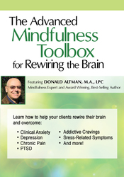 Image ofThe Advanced Mindfulness Toolbox for Rewiring the Brain: Intensive 2-D