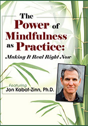 Image ofThe Power of Mindfulness as Practice: Making It Real Right Now with Jo